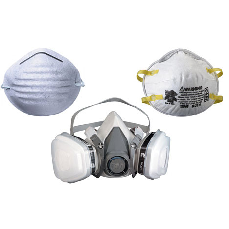 Respirators and Dust Masks