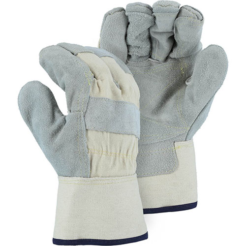 Suede Leather Work Gloves
