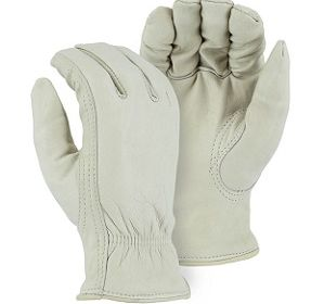 1511 Pile Lined Cowhide Drivers Glove