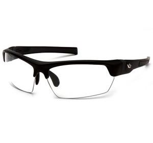 VGSB310T Pyramex Clear Anti-Fog Lens with Black-Gray Frame