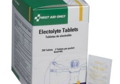 20-990 Large Box of Electrolyte Tablets
