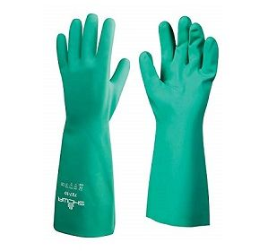 727 Nitrile Chemical Glove