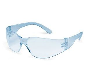 4676 Starlite Pacific Blue Temples/Lens Safety Glasses