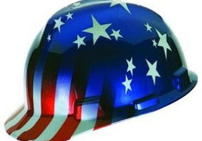 454-10052945 MSA Freedom Series Hard Hat