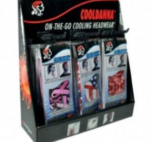 PP007 Pre-Packed Cooldanna Display