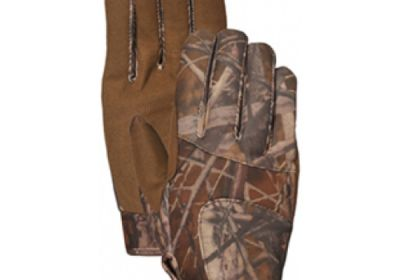 R7782 BuckBrush Camo Glove