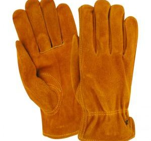 T55170 Thermal Lined Suede Cowhide Glove