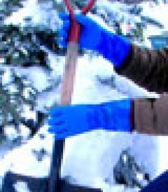 ATL490 PVC Coated Cold Weather Glove
