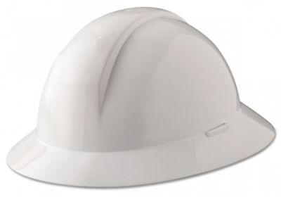 068-A49R010000 North By Honeywell Everest Hard Hats, 6 Point, White