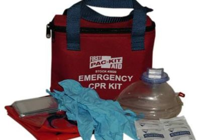 3020 Soft Pack Emergency CPR Kit