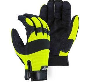 2137HY ArmorSkin Knit Back Mechanic Glove
