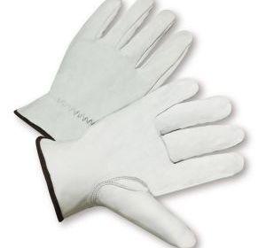 710 Grain Goatskin Driver Glove