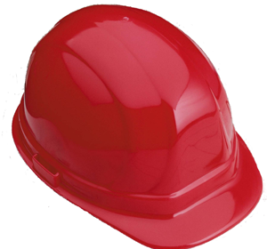 Gateway Shell Hard Hat with Pin-Lock Suspension
