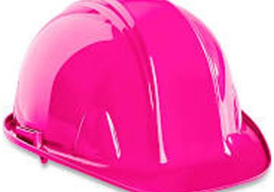 068-A79200000 North Hot Pink Hard Hat