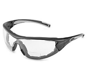 21MA Swap Mag Clear Anti-Fog Diopter Glasses
