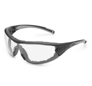 21GB79 Clear Swap Safety Glasses