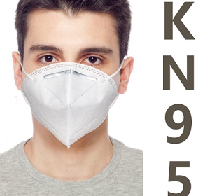 KN95 Face Mask Pack of 5