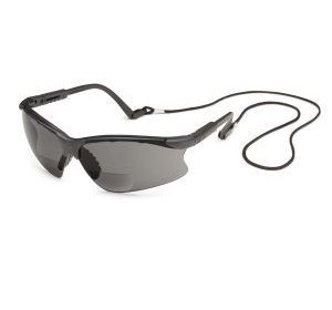 16MG Scorpion Mag Gray Lens Safety Glasses