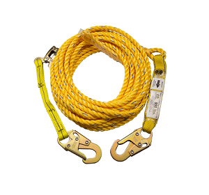 1324 VLA 100' Rope w/ Shock Pack