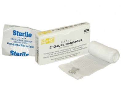 5-003 Sterile Stretch Gauze - 2 Inches