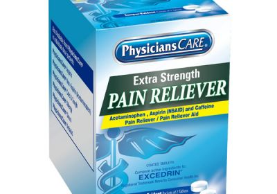 20-925 Large Box of Back Pain Relief