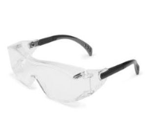 6980 Cover 2 Clear Over-The-Glasses